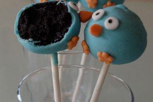 Receta de Cakepops de Oreo