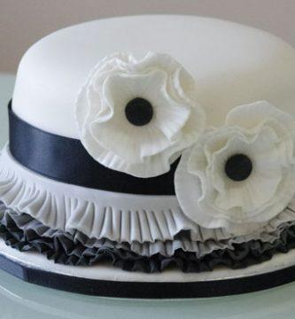 Receta de Ruffle cake