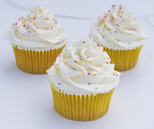 Cupcakes de limon