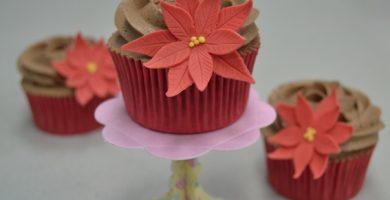 Receta de cupcakes de chocolate