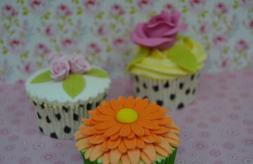 CupcakeGerbera2