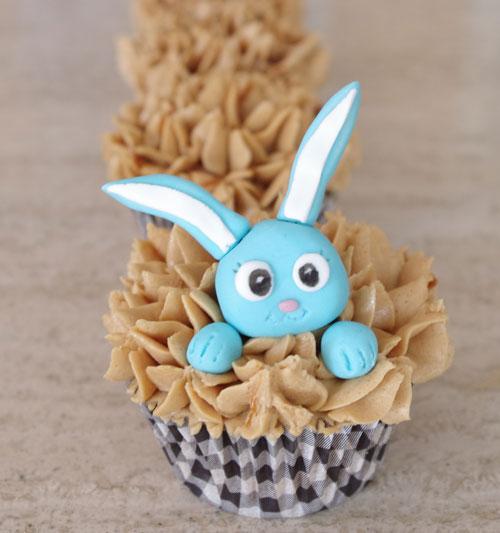 Receta de Cupcakes de Dulce de Leche