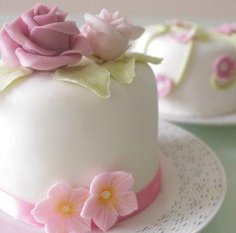 Receta de Mini Cakes